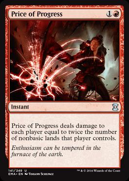 Price of Progress - Foil