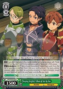 SAO/SE26-E09 R Sleeping Knights Talken & Nori & Jun