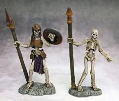 Skeleton Spearmen (03757)