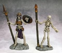 Skeleton Spearmen (03757)
