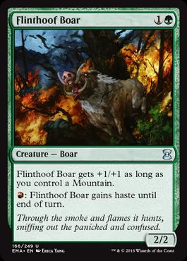 Flinthoof Boar