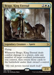 Brago, King Eternal on Channel Fireball