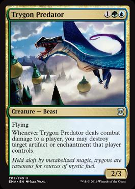 Trygon Predator - Foil