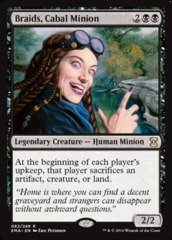 Braids, Cabal Minion - Foil