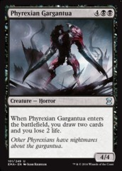Phyrexian Gargantua - Foil