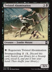 Twisted Abomination - Foil
