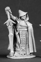 Reeve the Pious, Holy Warrior (03498)