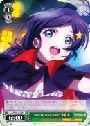 Dancing stars on me! Nozomi Toujou - LL/W34-102 - PR