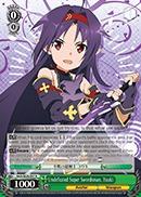 Undefeated Super Swordsman, Yuuki - SAO/SE26-E07 - R - Foil