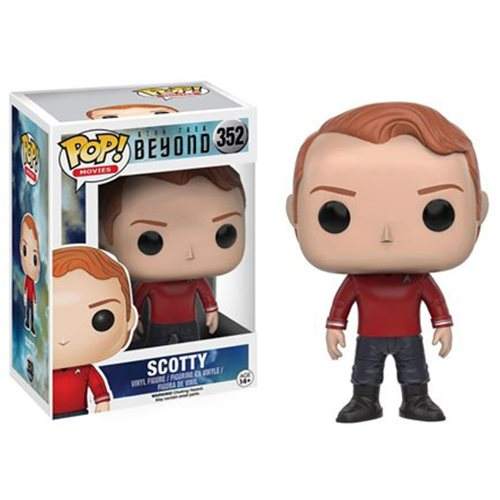 Movie Series - #352 - Scotty (Star Trek - Beyond)
