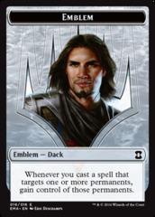 Emblem - Dack