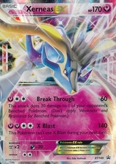 Xerneas-EX - XY149 - Promotional