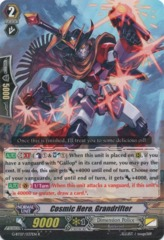 Cosmic Hero, Grandrifter - G-BT07/037EN - R