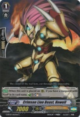 Crimson Lion Beast, Howell - G-BT07/057EN - C