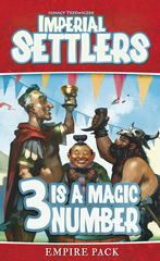 Imperial Settlers - 3 Is a Magic Number
