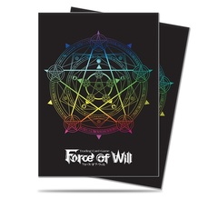 Ultra PRO - Force of Will - Standard Sleeves - Magic Circle - 65ct Pack