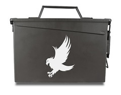 Ultra PRO Wargame Accessory Reserves Case - Night Hawk