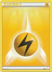 Lightning Energy - 18/30 - XY Trainer Kit: Pikachu Libre & Suicune (Pikachu Libre)
