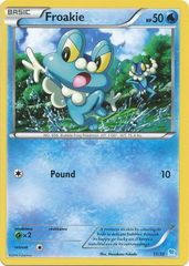 Froakie - 23/30 - XY Trainer Kit: Pikachu Libre & Suicune (Suicune)