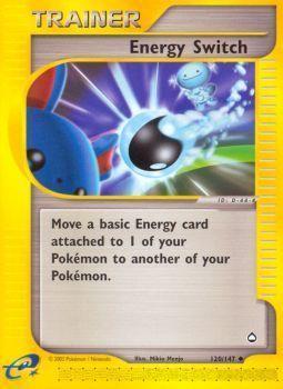 Energy Switch - 120/147 - Uncommon