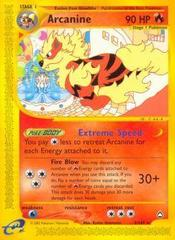 Arcanine - 2/147 - Rare on Channel Fireball