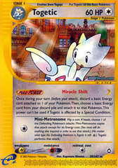 Togetic - 39/147 - Rare