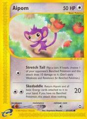 Aipom - 67/147 - Common