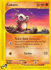 Cubone - 72/147 - Common