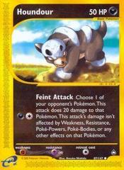 Houndour - 87/147 - Common on Channel Fireball