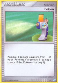 Potion - 11/12 - Common