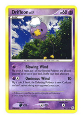 Drifloon - 46/130 - Uncommon