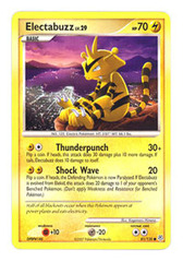 Electabuzz - 81/130 - Common on Channel Fireball