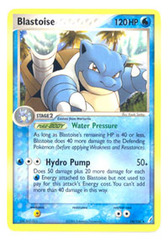 Blastoise - 14/100 - Rare on Channel Fireball