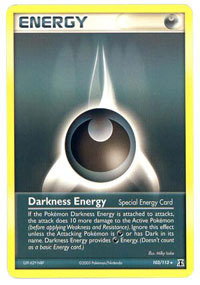 Darkness Energy - 103/113 - Rare