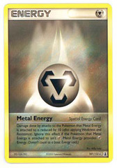 Metal Energy - 107/113 - Rare on Channel Fireball