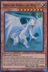 Dragon Spirit of White - SHVI-EN018 - Ultra Rare - Unlimited Edition on Channel Fireball