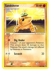 Sandshrew - 82/113 - Common