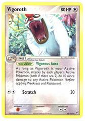 Vigoroth - 50/107 - Uncommon