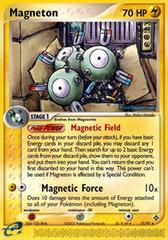 Magneton - 17/97 - Rare on Channel Fireball