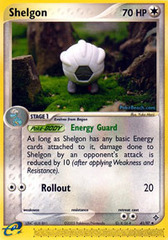 Shelgon - 41/97 - Uncommon