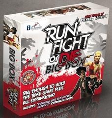 Run, Fight, or Die! - Big Box