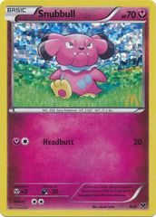 Snubbull - 8/12 - McDonald's Promo 2014 on Channel Fireball