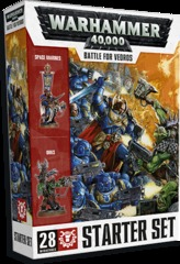 Warhammer 40,000 - Battle for Vedros - Starter Set