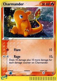 Charmander - 98/97 - Rare Holo
