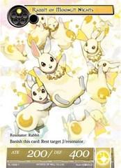 Rabbit of Moonlit Nights - RL1606-1- PR