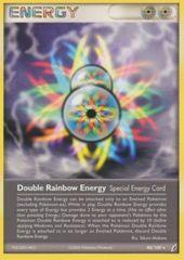Double Rainbow Energy Ex Crystal Guardians - 88/100 - Holo Rare Sneak Peek Promo