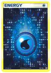 Water Energy - 103/106 103 - Rare Holo