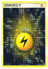 Lightning Energy 104/106 - Rare Holo