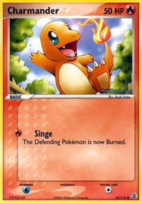 Charmander - 57/112 - Common