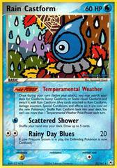 Rain Castform - 23/101 - Rare